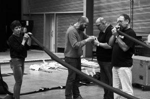 GONL Grand Orchestre National Lunaire - ZeeWolf - Préparatifs