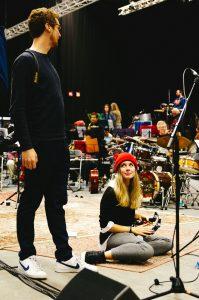 GONL Grand Orchestre National Lunaire - ZeeWolf - Tina et Michiel
