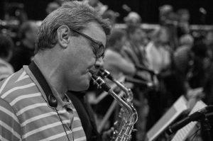 GONL Grand Orchestre National Lunaire - ZeeWolf - Saxophone