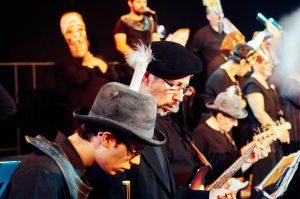 GONL Grand Orchestre National Lunaire - ZeeWolf - LouvExpo - Trompettes
