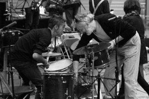 GONL Grand Orchestre National Lunaire - ZeeWolf - TOSO - Batteurs