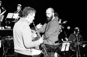 GONL Grand Orchestre National Lunaire - ZeeWolf - LouvExpo - Bart Maris et Frank Opstaele