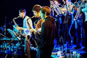 GONL Grand Orchestre National Lunaire - ZeeWolf - LouvExpo - Saxophone
