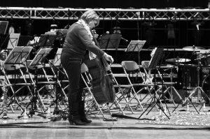 GONL Grand Orchestre National Lunaire - ZeeWolf - Violoncelle