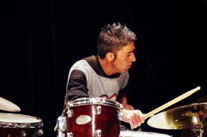 Grand Orchestre National Lunaire - GONL - Zeewolf - Répétition au Palace à La Louvière