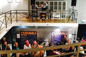 Diego mister DJ Bar à Bulles Laetare Carnaval de La Louvière gonl.be