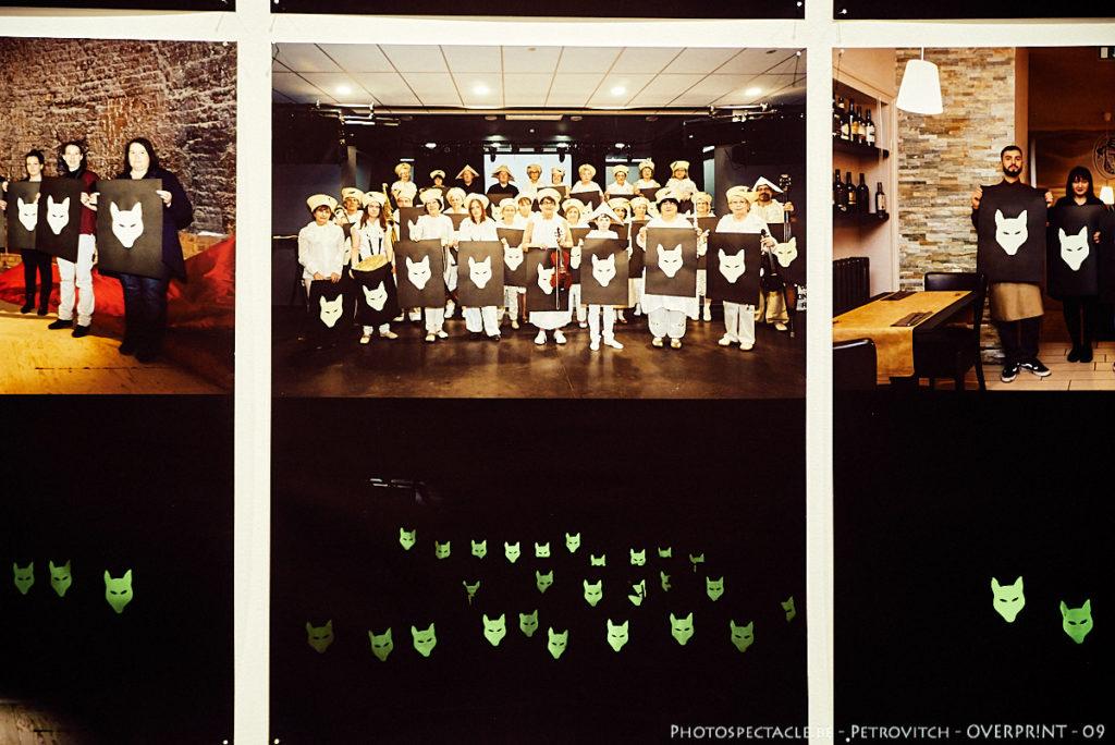 Le Loup en nous - Leigh Clarke - photospectacle.be - Fabrice Plas